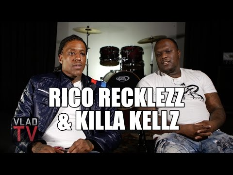 Rico Recklezz on Snap Dogg Beef, Going to Detroit, Getting Shot at in Detroit Club
