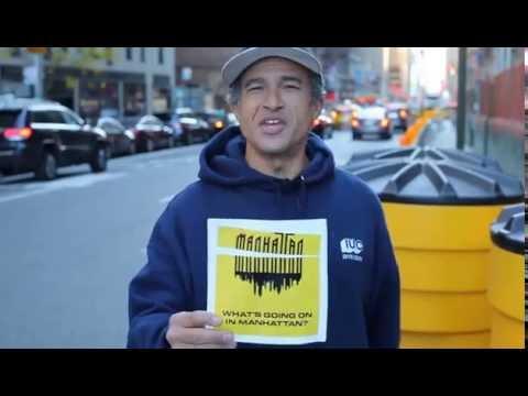 What's Going On in Manhattan? Manhattan'da neler oluyor? Times Square, Episode 1