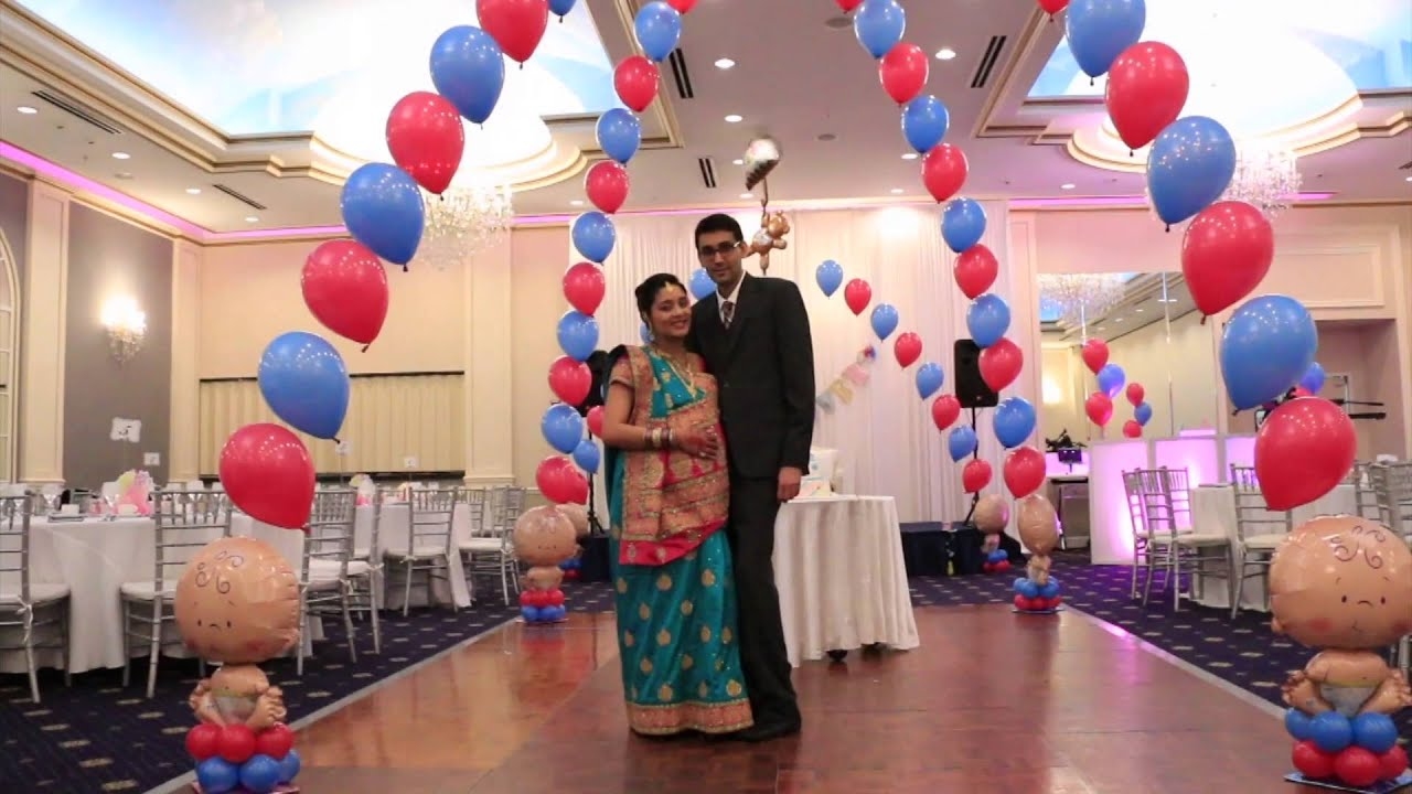 Falguni's Babyshower - Indian Babyshower Videographer in ...