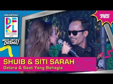 #DFKL2018 | Shuib & Siti Sarah | Gelora & Saat Yang Bahagia