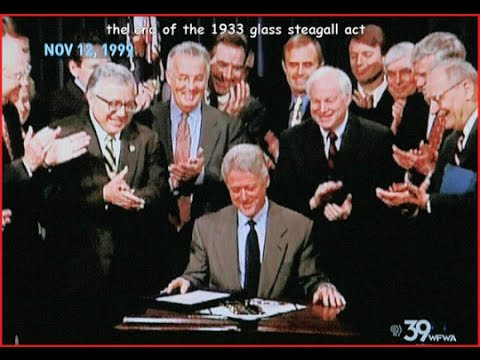 Glass Steagall, The Complete Story