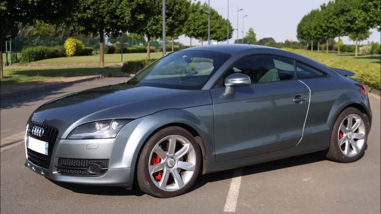 audi tt 8j 3 2 v6 quattro s tronic 0 a 100 km h launch. Black Bedroom Furniture Sets. Home Design Ideas