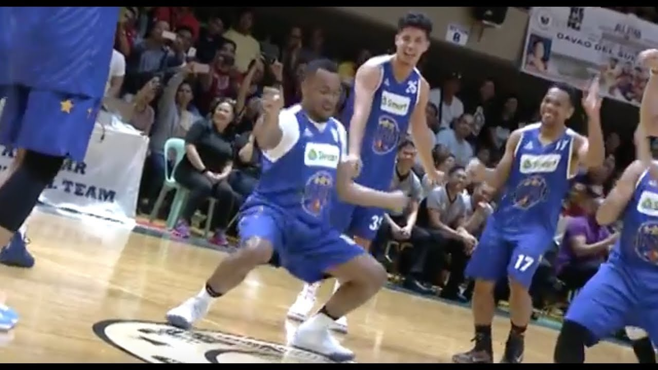 Download PBA All-Star 2018 | Mindanao All-Stars vs All-Star National Team Dance Showdown