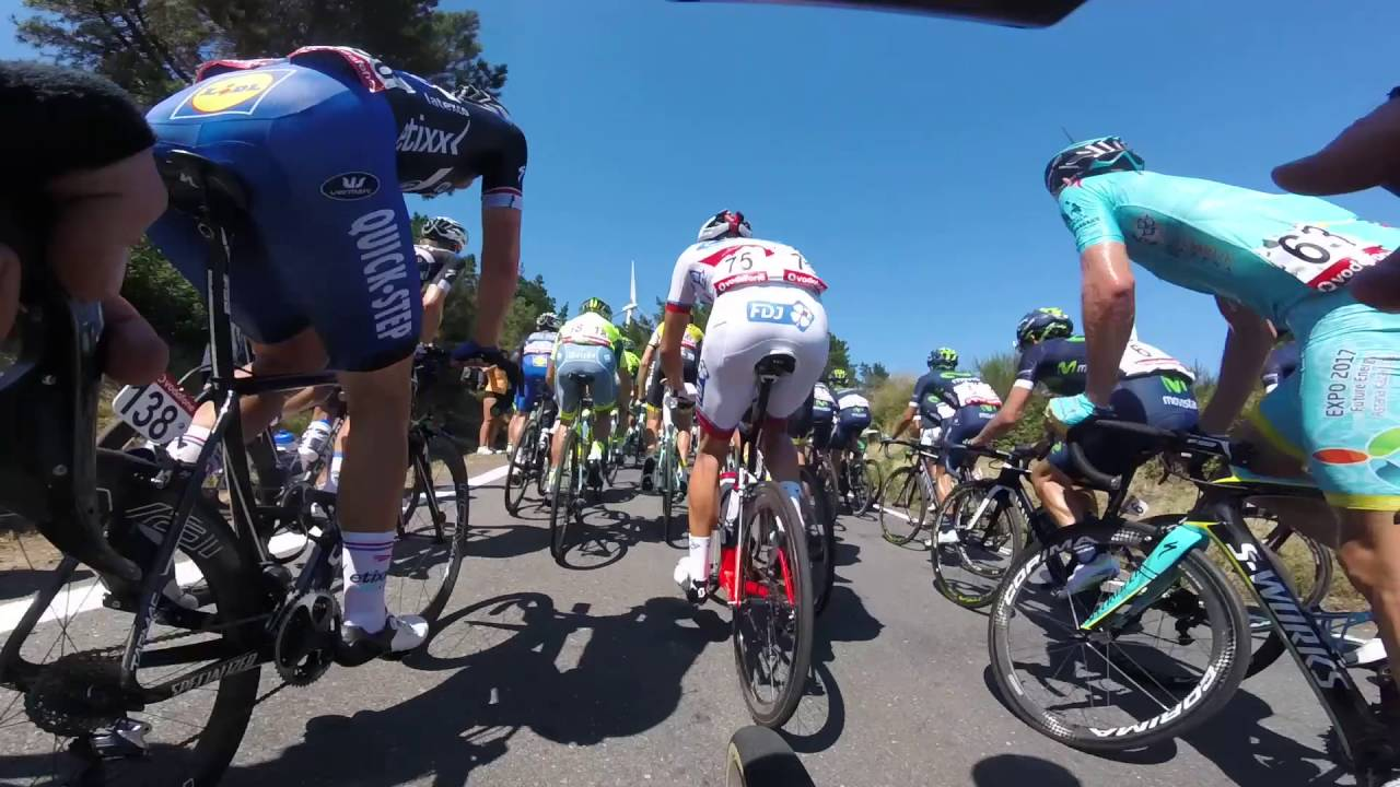 Vuelta a España 2016 - Stage 3 - On bike Highlights