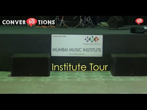 Tour of Mumbai Music Institute | Arvind Vishwakarma || S05 E07 || SudeepAudio.com