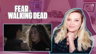 Fear The Walking Dead Season 4 Episode 1