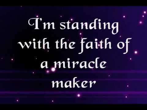 miracle maker by Kim Walker Smith (live)