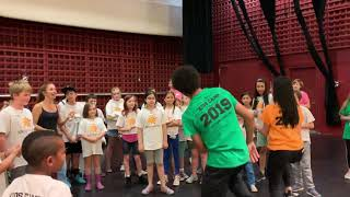 Week 2 2019 Campers w/Journey Brazil