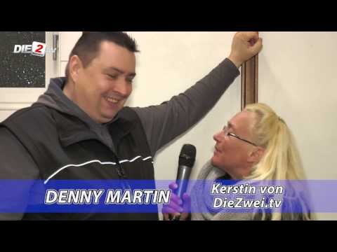 Interview mit Denny Martin beim TuS Buschhausen