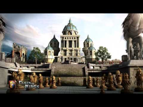 Clash Of Kings: An Epic Strategy Game (Russian)