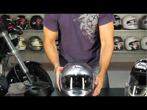 Thumbnail for Arai Signet-Q Helmet Review
