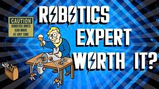 Fallout 4 - Robotics Expert Perk - Is It Worth It?