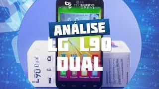 LG L90 Dual [Análise de Produto] - TecMundo