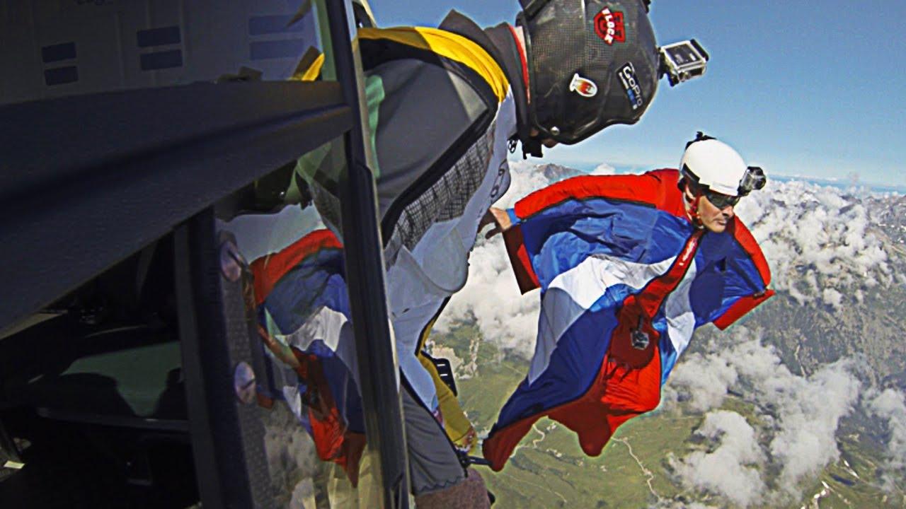 Wingsuit Community Flies On, In Honour of Mark Sutton   HeliBASE 74, Ep. 2