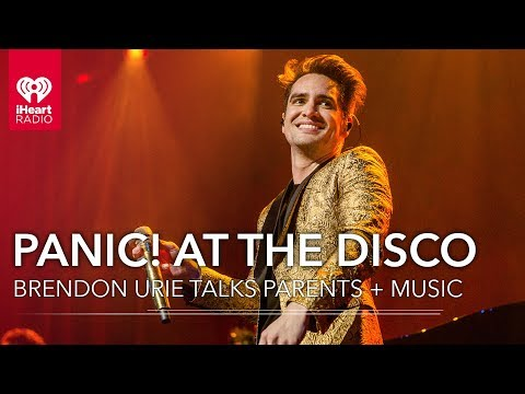 What Do Brendon Urie's Parents Think Of His Music? | iHeartRadio Album Release Party