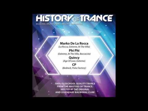 Phi Phi @ History Of Trance - Balmoral - 10th of October 201