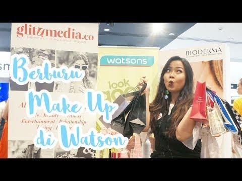 Berburu Make Up Di Watson Giveaway Closed Tiaranab Youtube