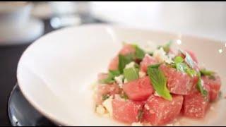 Dodoni Feta And Watermelon Salad