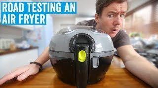 Lets try out an air fryer...