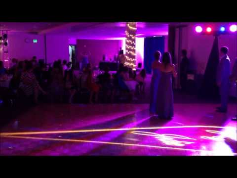 Awesome Wedding Party Grand Entrance - YouTube