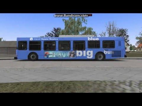 OMSI 2 Big Blue Bus