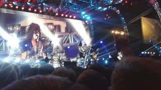 Show da Banda Kiss na Turnê Monster pela Europa 2013... VIP!!!!!