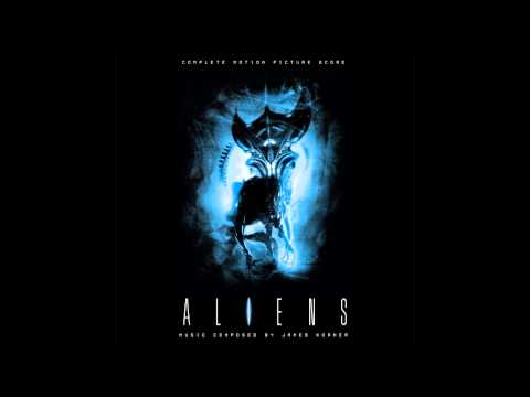 13  Futile Escape  James Horner  Aliens