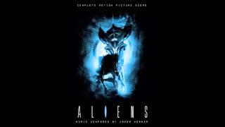 13 - Futile Escape - James Horner - Aliens
