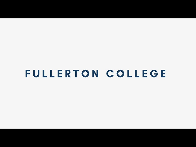 Campus Update: Fullerton College One Year Later - Documentary Teaser (2021)