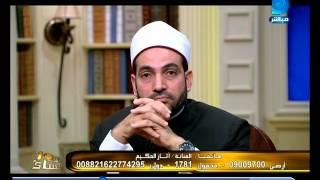 """بالفيديو..آثار الحكيم عن """"تحريم الشات"""": الإنترنت سبب التطرف الديني والإرهاب"""