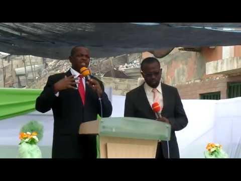 Angola: Congresso IASD Luz 1 - Luanda 2015 Parte 1