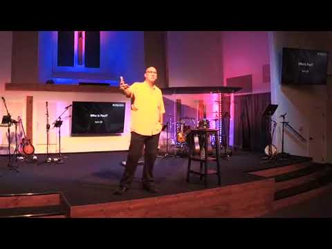 Cold Springs Church September 10, 2017, Sermon