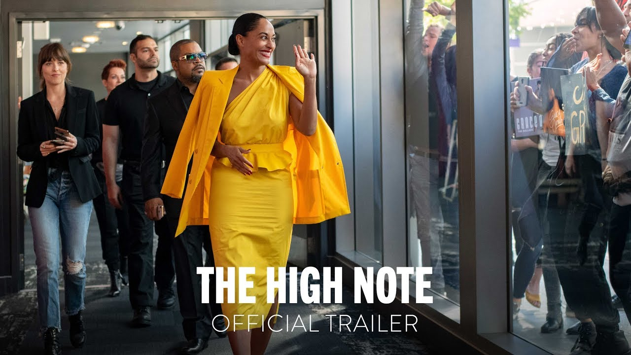 THE HIGH NOTE - Official Trailer [HD] - In Theaters May 8