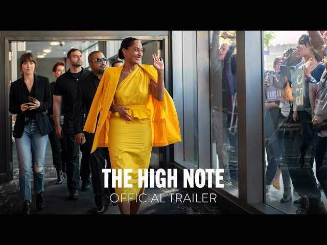 THE HIGH NOTE - Official Trailer