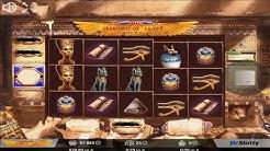MrSlotty - Treasures of Egypt - Gameplay demo