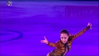 Alina Zagitova European Championships 2018 EX L