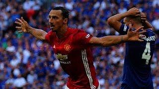 Football Video | Zlatan Ibrahimovic vs Leicester