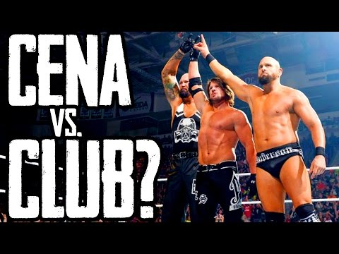 JOHN CENA vs. BULLET CLUB? WWE Raw Results 5/30/16 (Going In Raw Pro Wrestling Podcast Ep. 72)