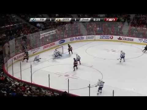 Tampa Bay Lightning vs. Ottawa Senators 02.04.2015