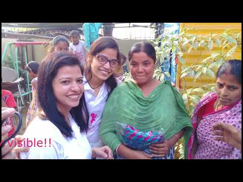 Reason For Smile: Event#4 - Women Awareness Program in Nathupur Slum, Gurgaon, 19.11.2017