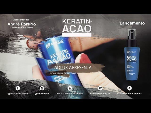 Keratin-Ação