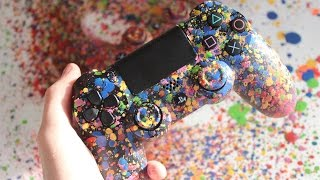 HOW TO MAKE CUSTOM PS4 CONTROLLERS FOR FREE