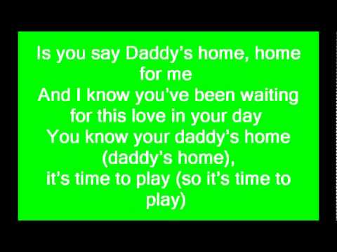 USHER - HEY DADDY (DADDY'S HOME) LYRICS 2010 MUSIC HQ