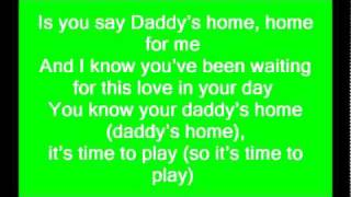 USHER - HEY DADDY (DADDY