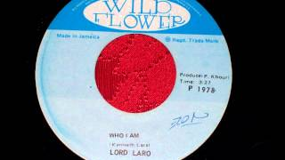 Lord Laro - Who I Am
