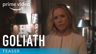 Goliath - Teaser Trailer | Prime Video