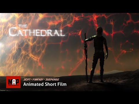 "CGI 3D Animated Short Film ""THE CATHEDRAL"" OSCAR NOMINATED Sci-Fi Fantasy Animation by Platige Image"