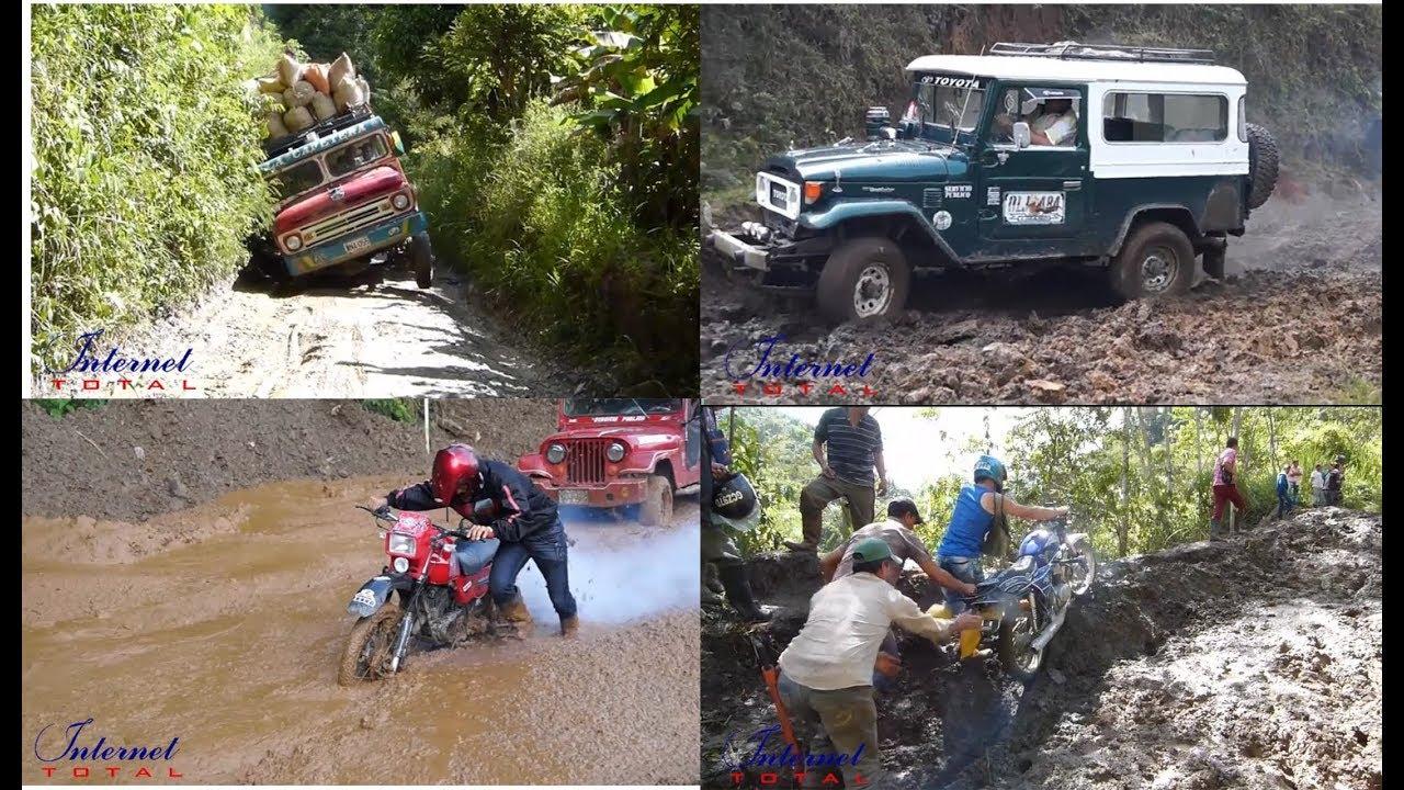 Download TOP CARRETERAS Y TROCHAS DESASTROSAS DE COLOMBIA, RINDE MAS A PIE :)