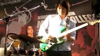 2009年楽器フェアにて、リューベンさんとのライブです! Jeff BeckのEl Beckoを演奏しています。 楽器フェア2009、リューベンさんとのライブ、他曲も是非お聴きください!