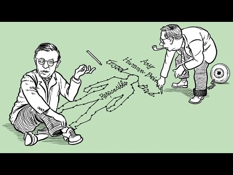John Paul Sartre and the Existential Choice
